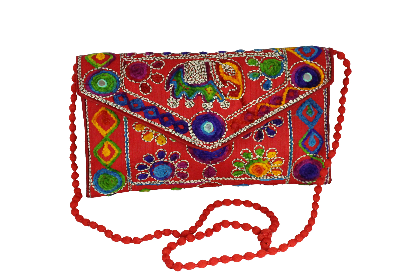 SPERO Multi Color Fabric Casual Messenger Bag