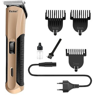 BRITE Rechargable 2 in 1 Trimmer For Man Skin Friendly Wallet