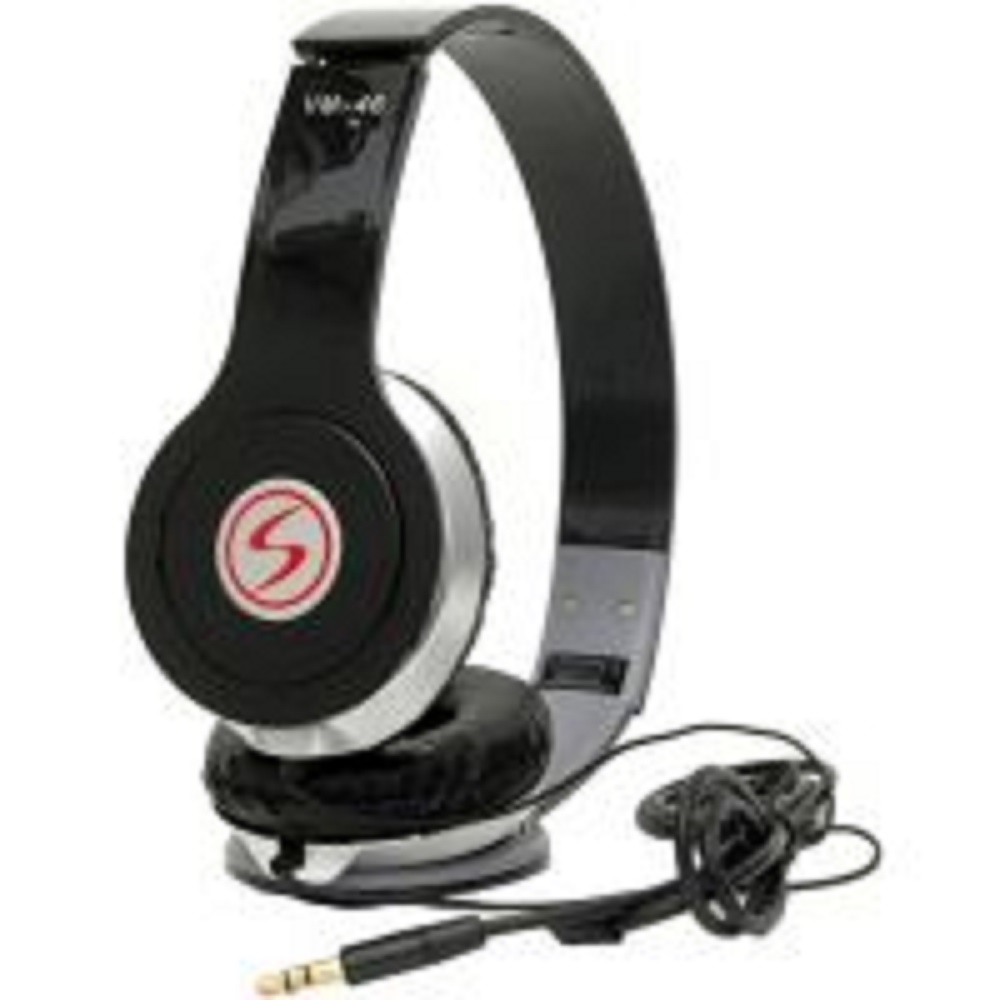 Signature Vm46 Solo Hd Stereo Dynamic Over the Ear Wired Headphones Assorted Colors