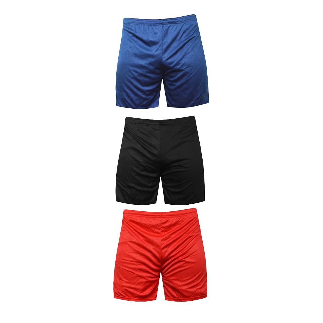Mj Store Present Polyster Dry Fit Men's Lounge, Beach, Bermuda, Casual, Sports, Night wear, Cycling, Short rd blu bl