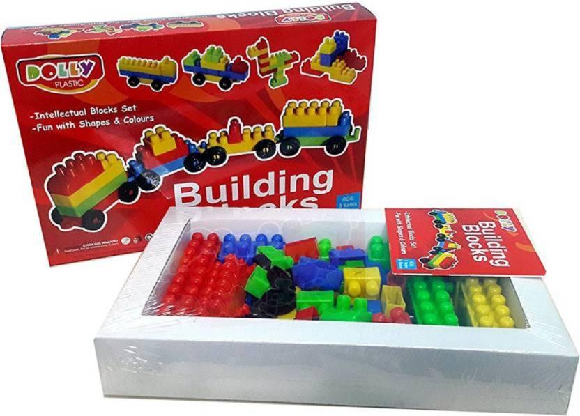 Shribossji Skill Development Building Blocks For Kids   Advance Level