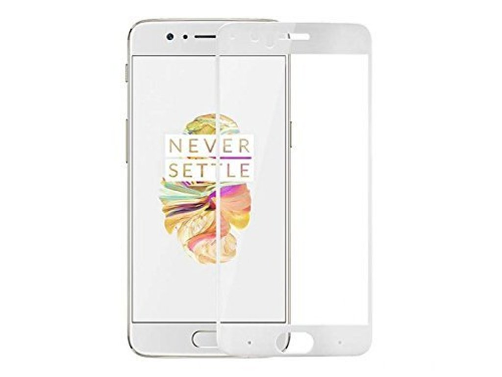 TRYBROS Oneplus 5t 5d tempered glass