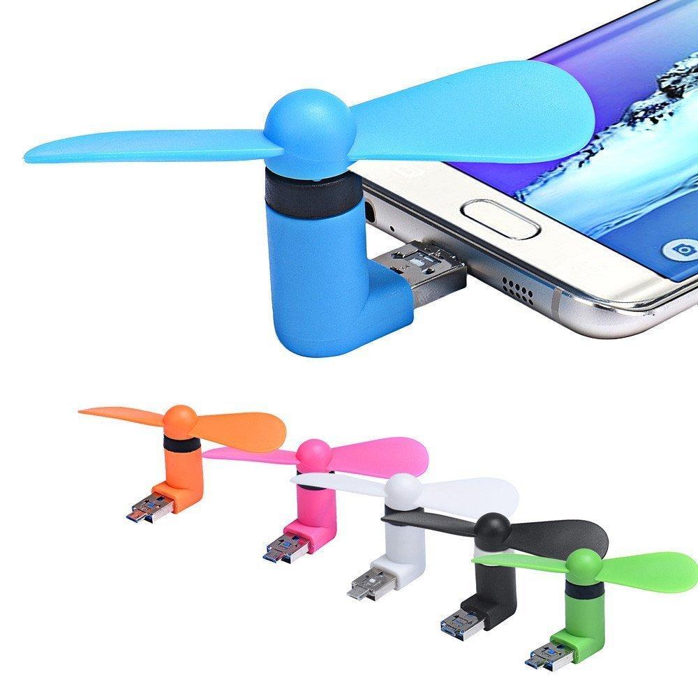 Mobile USB Fan/ Portable USB fan/ Mini Mobile Cooler/ Mini USB fan for android phones
