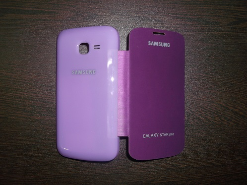 SAMSUNG GALAXY STAR PRO S7262 Flip Cover