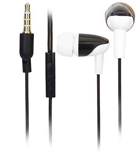 Signature VM 74 In Ear wired Headphone Headset with Mic