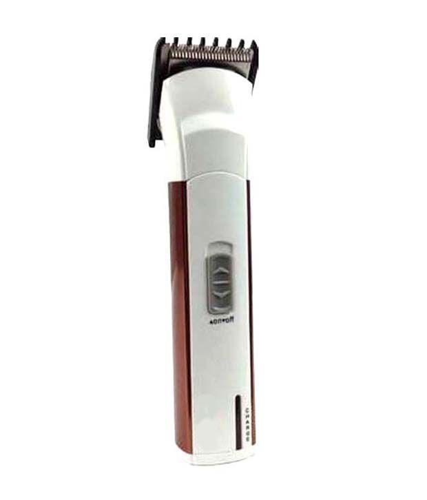 Cordless Men Hair Trimmer Rechargeable Shaving Clipper Machine