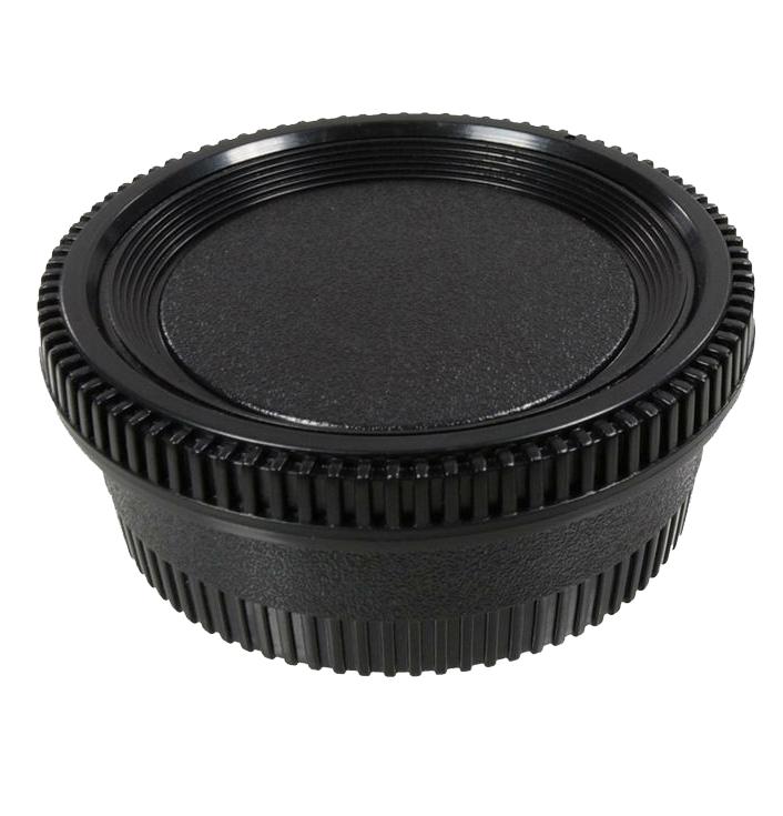 Futaba Camera Body Cap + Rear Lens Cap