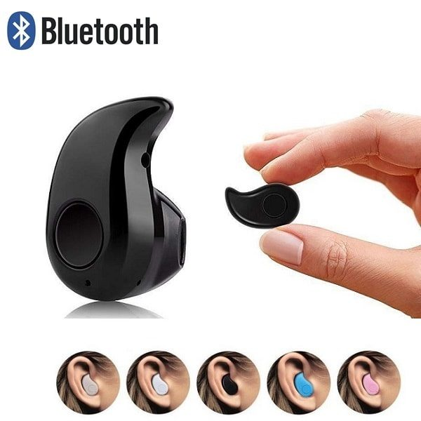 Premium E Commerce S530 in the Ear Wireless Earbud Bluetooth Headset with Mic   1pcs  Multicolor