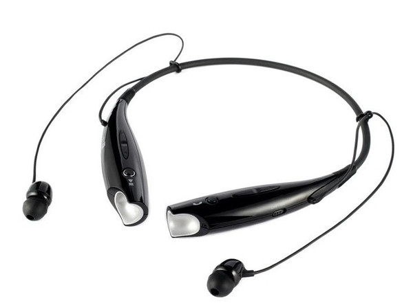 HBS 730 Neckband Wireless Bluetooth Waterproof Headset  Assorted Color