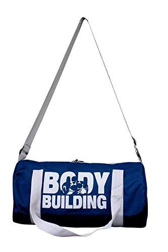 CP Bi gbasket Polyester 25 Ltrs Blue Gym Sport Duffle Bag Travel Bag
