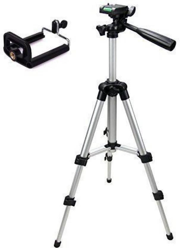 JMO27Deals Tripod 3110 40.2 Inch Portable Camera Tripod With Three Dimensional Head Quick Release Plate Tripod