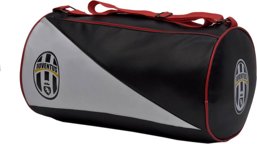 Cp Bi gbasket Stylish Leather Gym Duffle Travel Bag Gym Bag  Black, Kit Bag