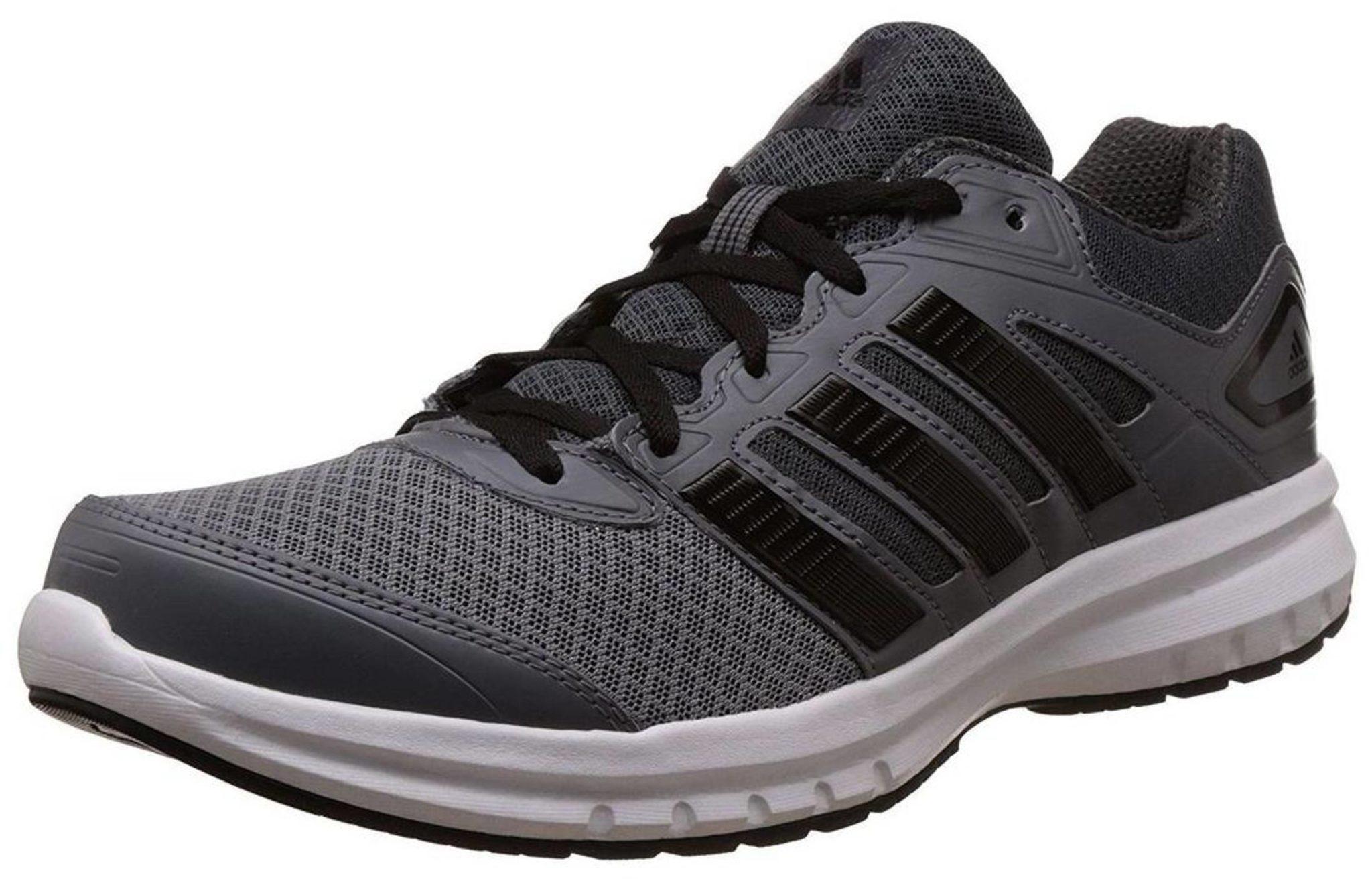Adidas Men's Gray Sports Shoe
