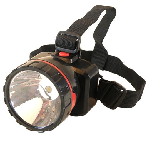 Jm Ultra Bright 1 Big Led Headlight Headlamp Head Lamp Torch Flashlight  15