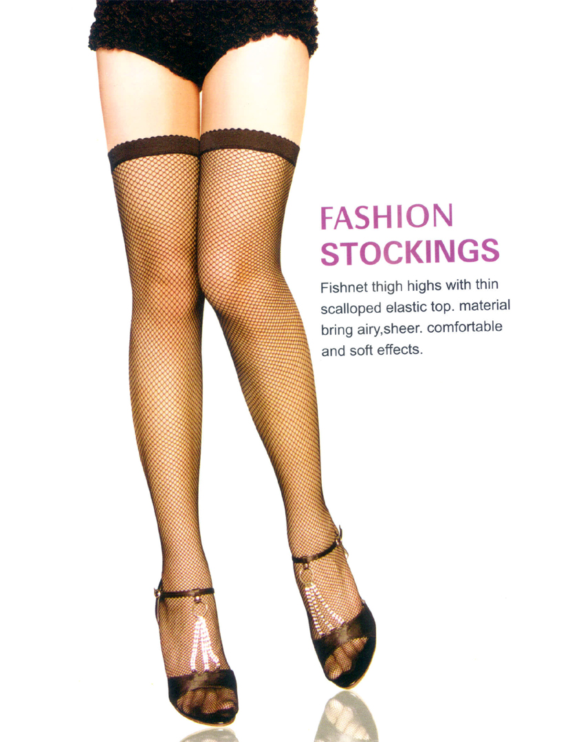 Soft And Shiny Comfortable Stockings