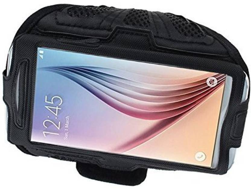 Favourite Deals Arm Band Case Sports Armband for Samsung Galaxy S4 / S3  Black   Black, Dual Protection