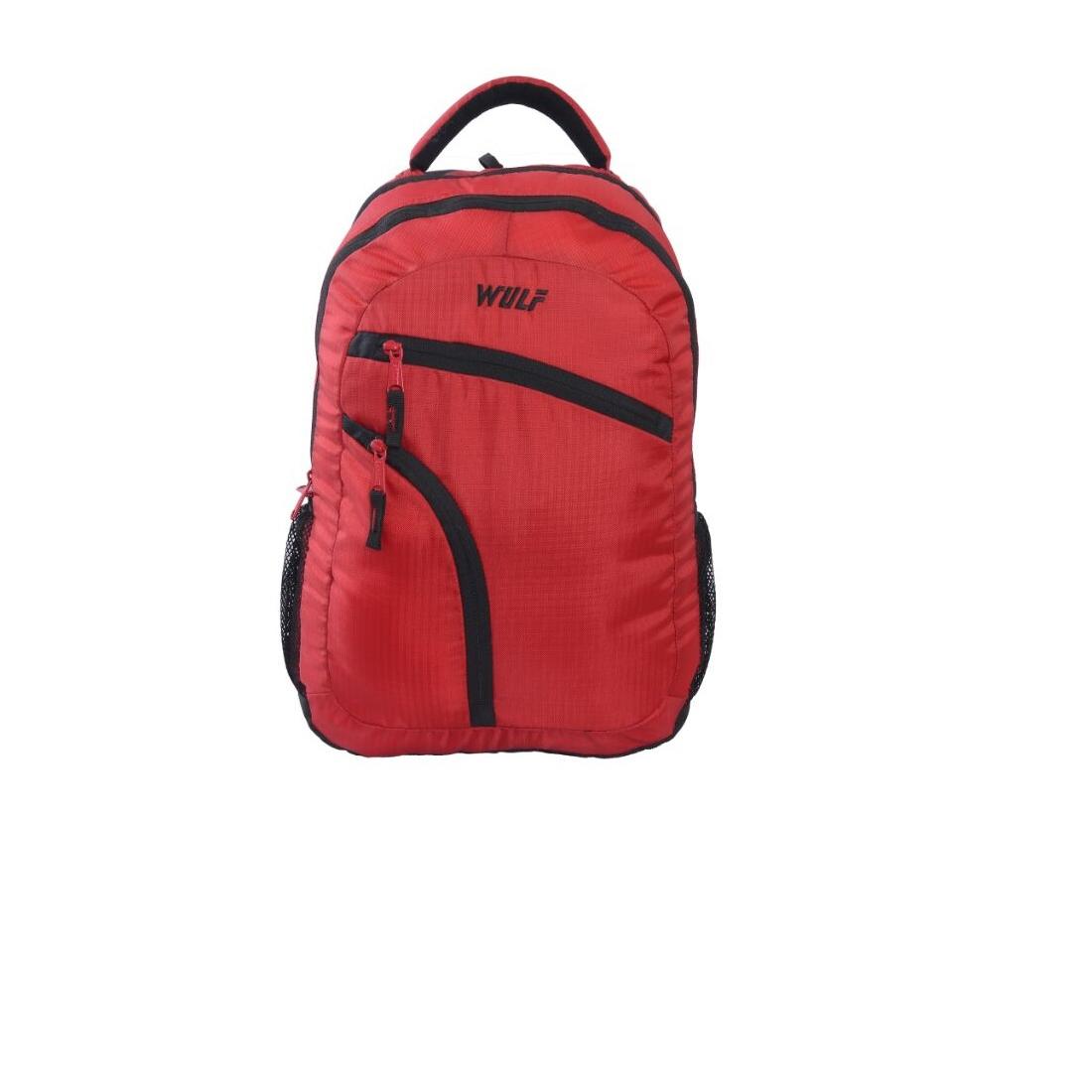 WULF S7 Red Backpacks