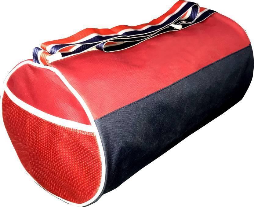 JMO27Deals Multipurpose Duffle GYM BAG  Red, Kit Bag