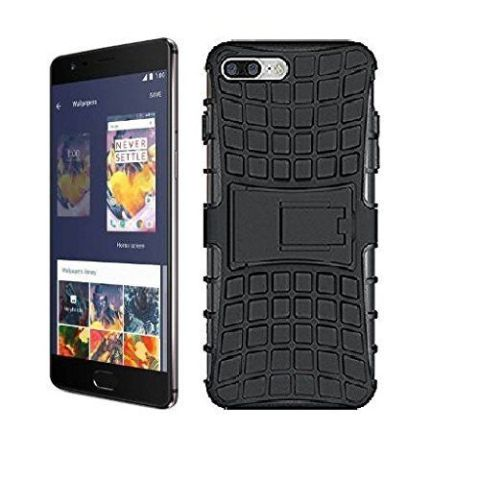 Oneplus 5 Defender Stylish Hard Back Cover Armour