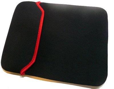 SRA 15.6 inch Expandable Laptop Sleeve  Red/Black