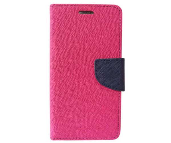 Sony Xperia C3 Cover / Wallet flip for Xperia C3   PINK