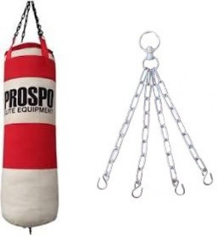 Prospo Duty Canvas Hanging Bag with chain
