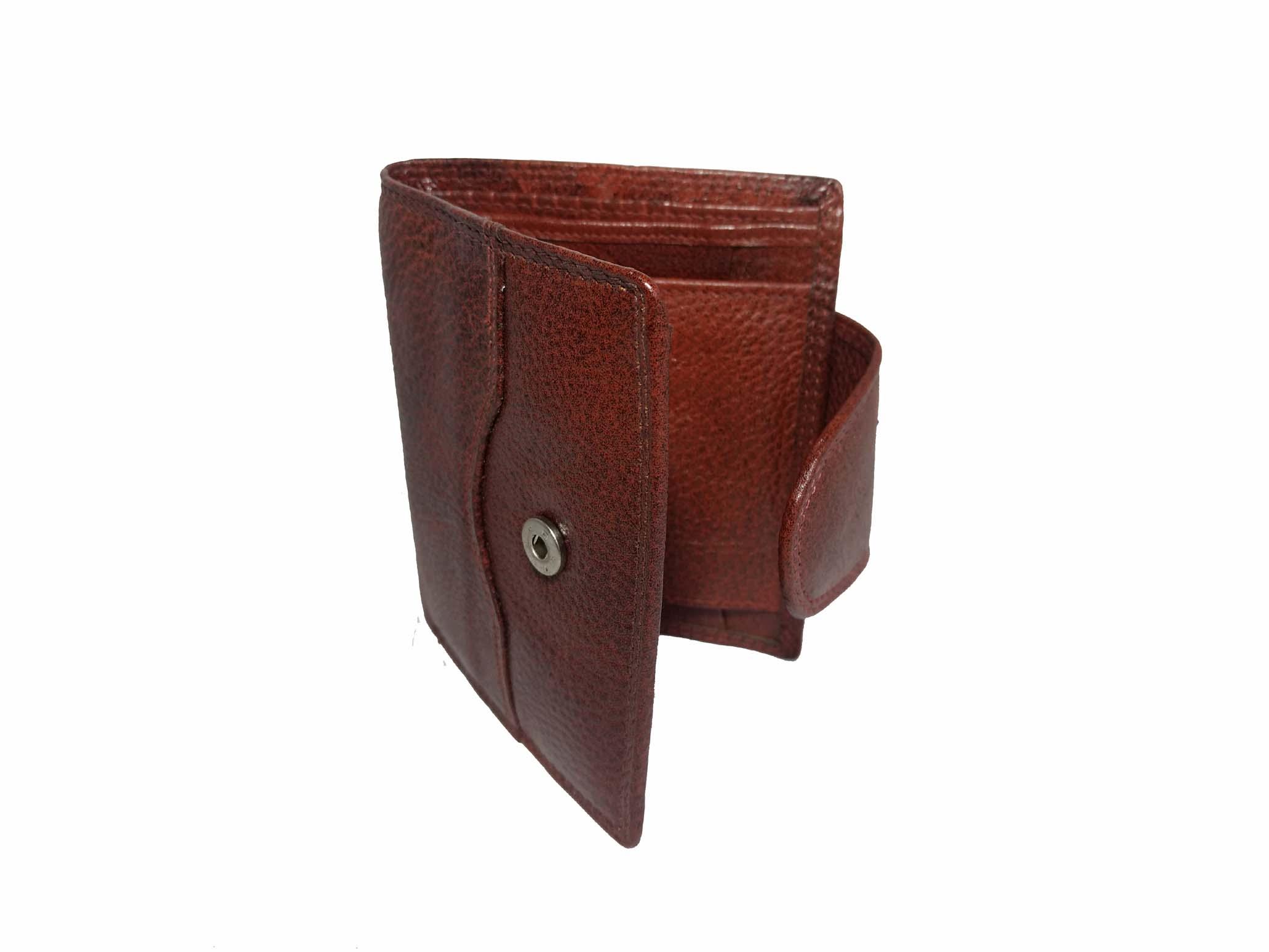 Daenocraft Tan Leather Men wallets