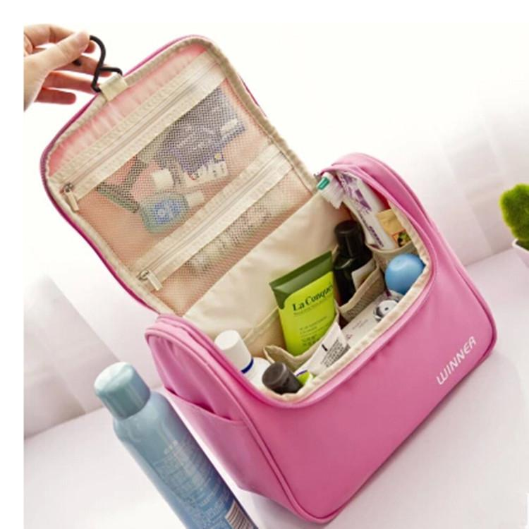 Travel Organizer Bag Case Travelling Multipurpose Pouch for Cosmetic Makeup Organizer Toiletry   Unisex