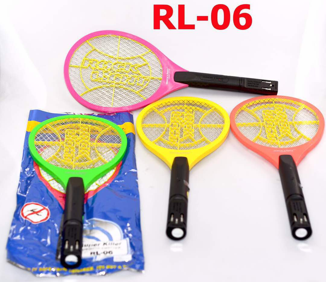 Mosquito Racket Electric Insect Killer  Bat