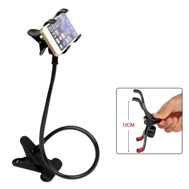 Universal Mobile Holder by KSJ   Lazy Stand for Bed, Desk, Table Cars   Assorted Colors