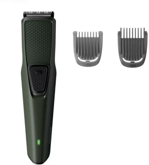 Philips BT1230/15 Cordless Trimmer for Men  Green