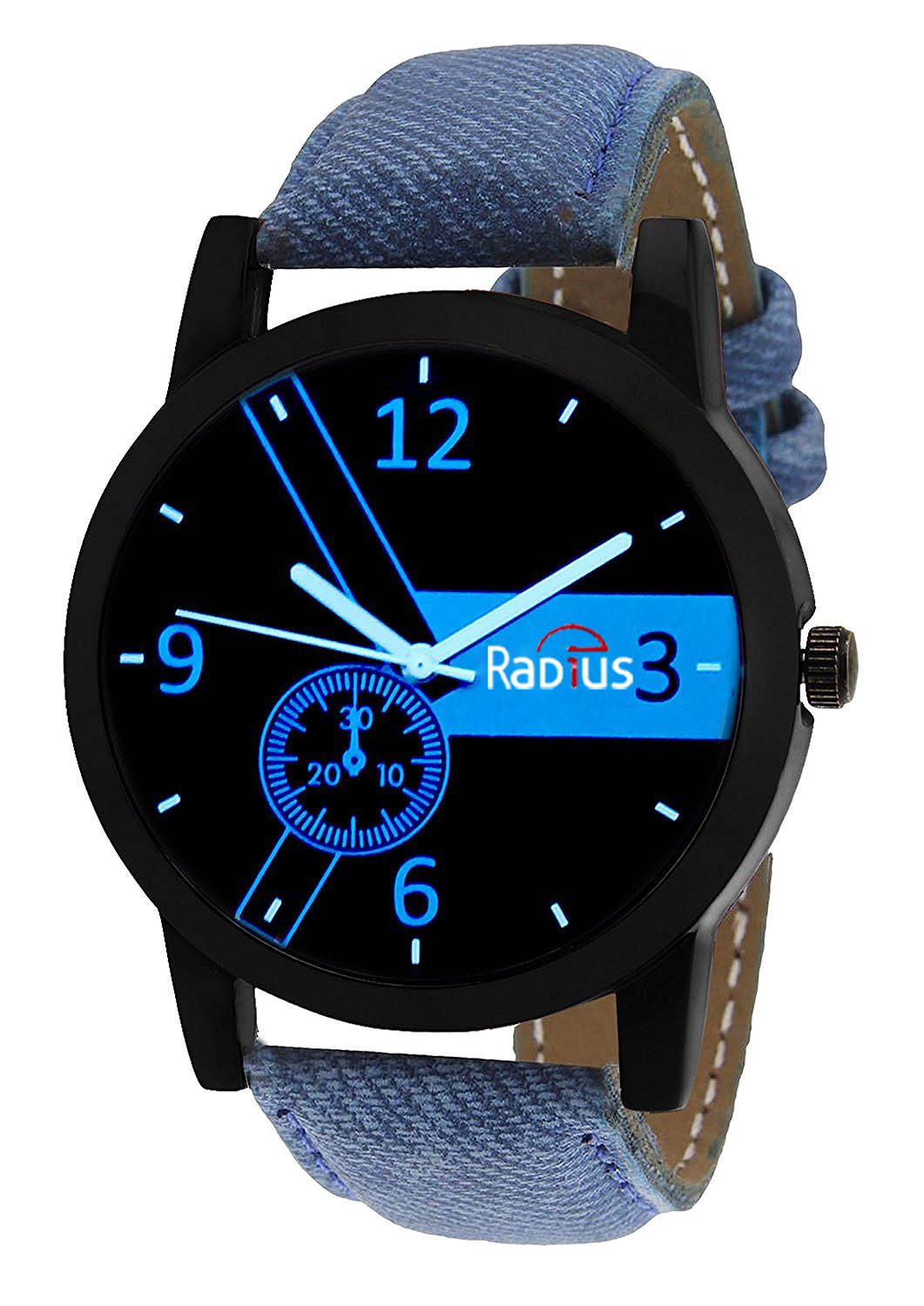 ONLY 99 DEALS PRICE DENIM WATCH FOR MEN AND BOY