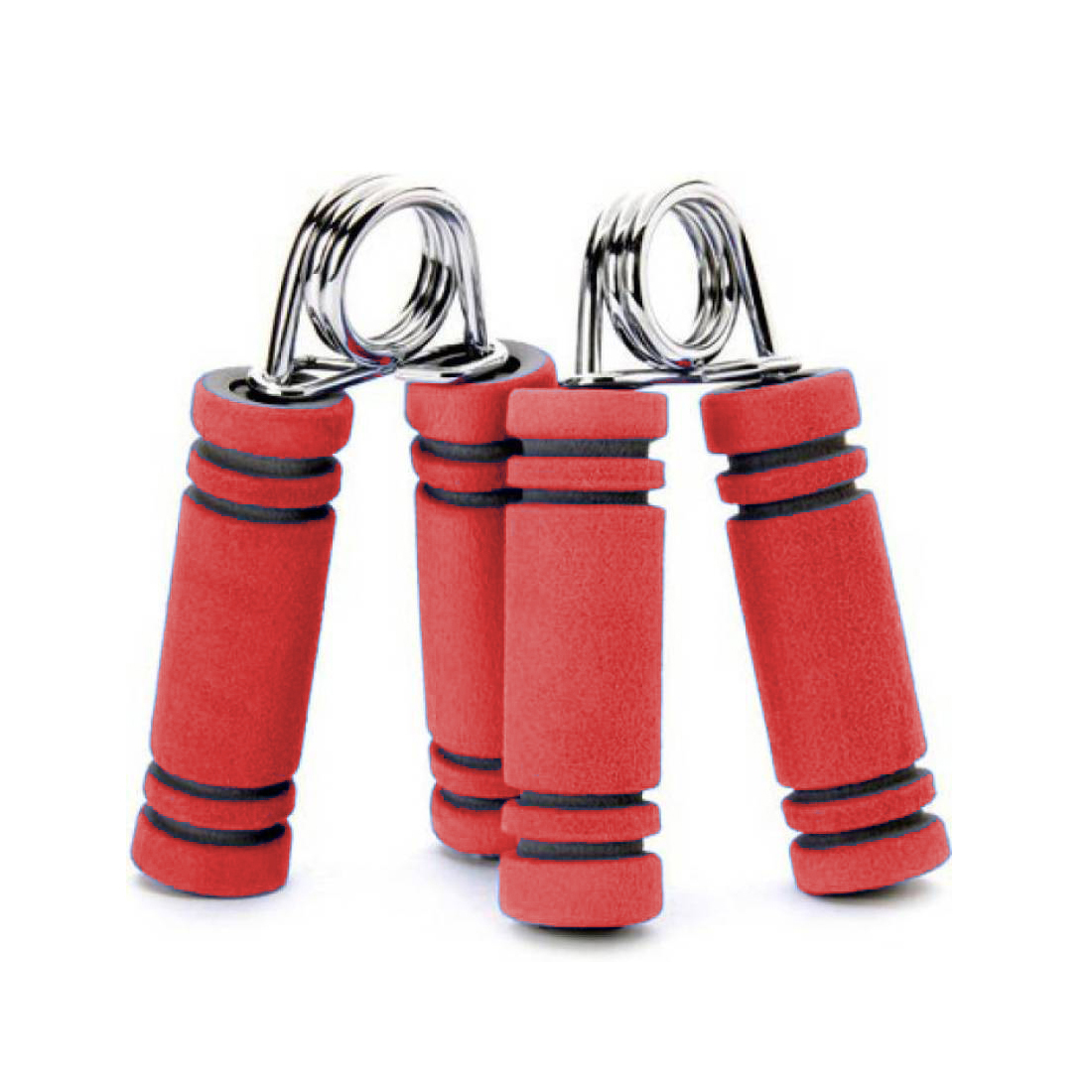 Snipper Foam HandGrip/Fitness Grip  Red .