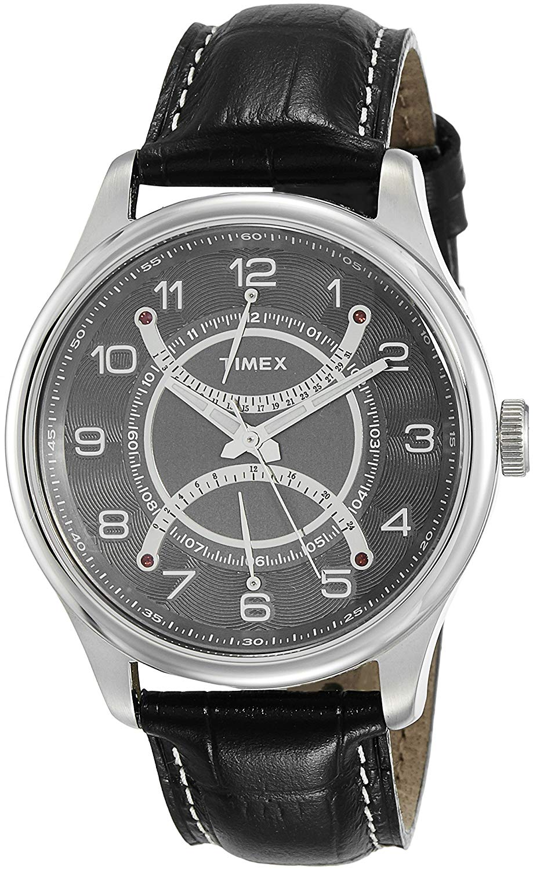 Timex Analog Black Dial Men\'s Watch TWEG14507