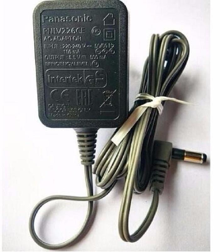 Panasonic PNLV226 5.5V 500mA Universa AC Power Adaptor
