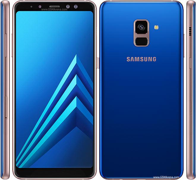 Samsung Galaxy A8 Plus 64  GB, 6  GB RAM Smartphone