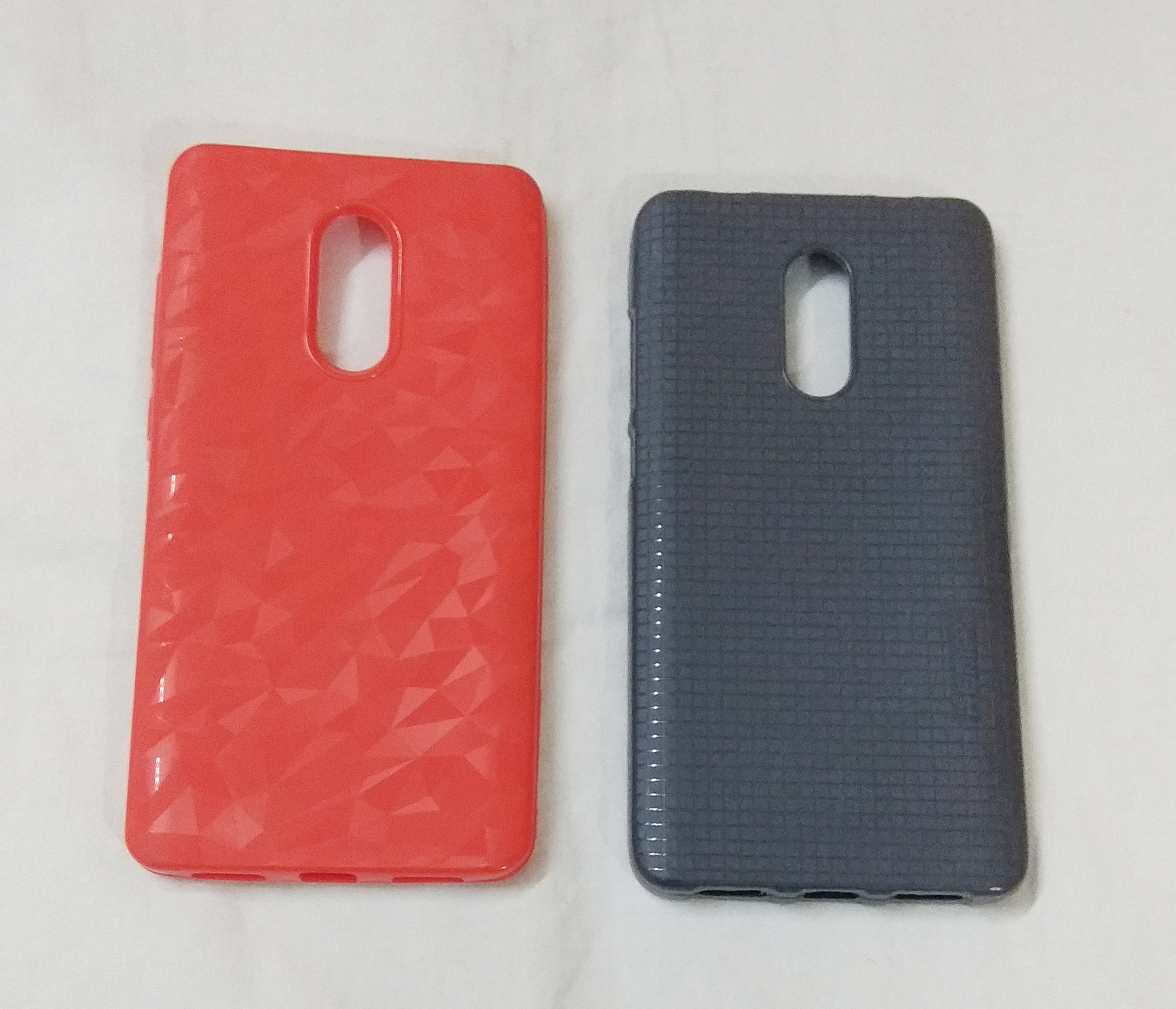 Redmi Note 4 , back cover unbreakable , combo