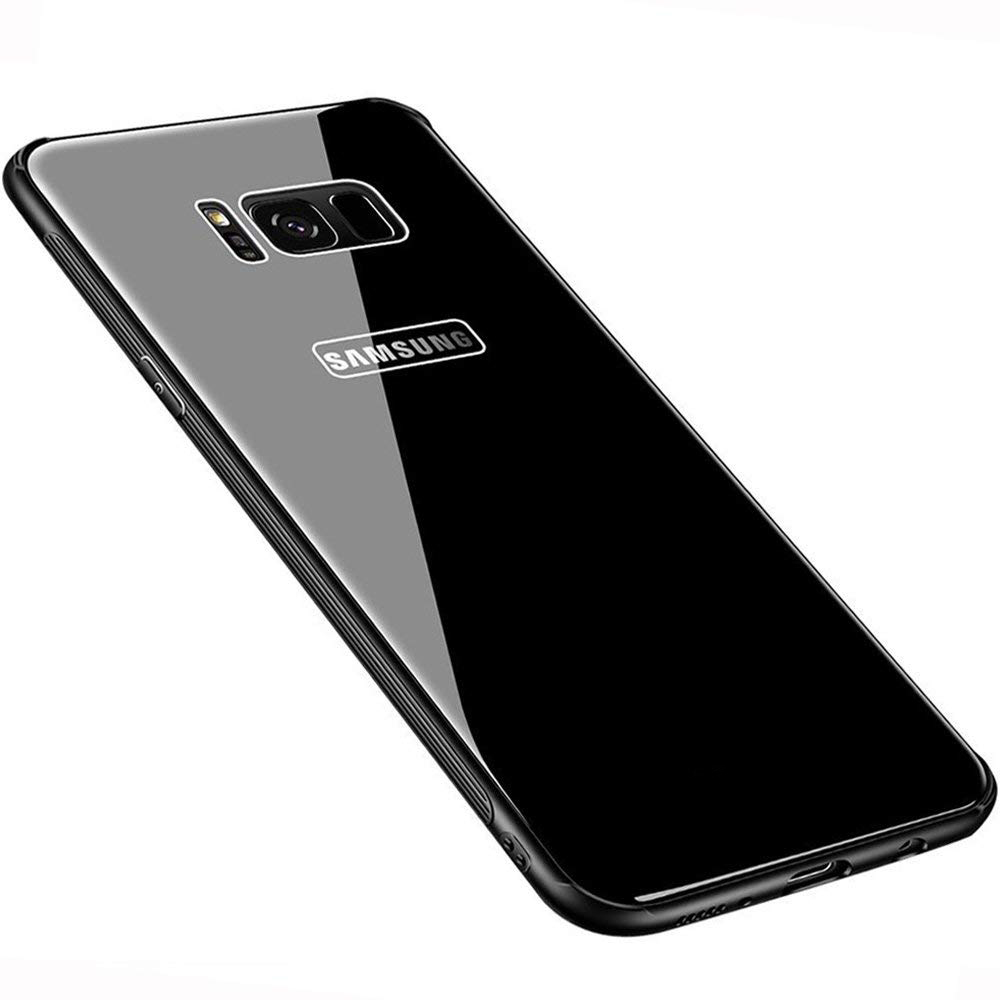 Imperium Toughened Glass Back Cover For Samsung Galaxy S8 Plus