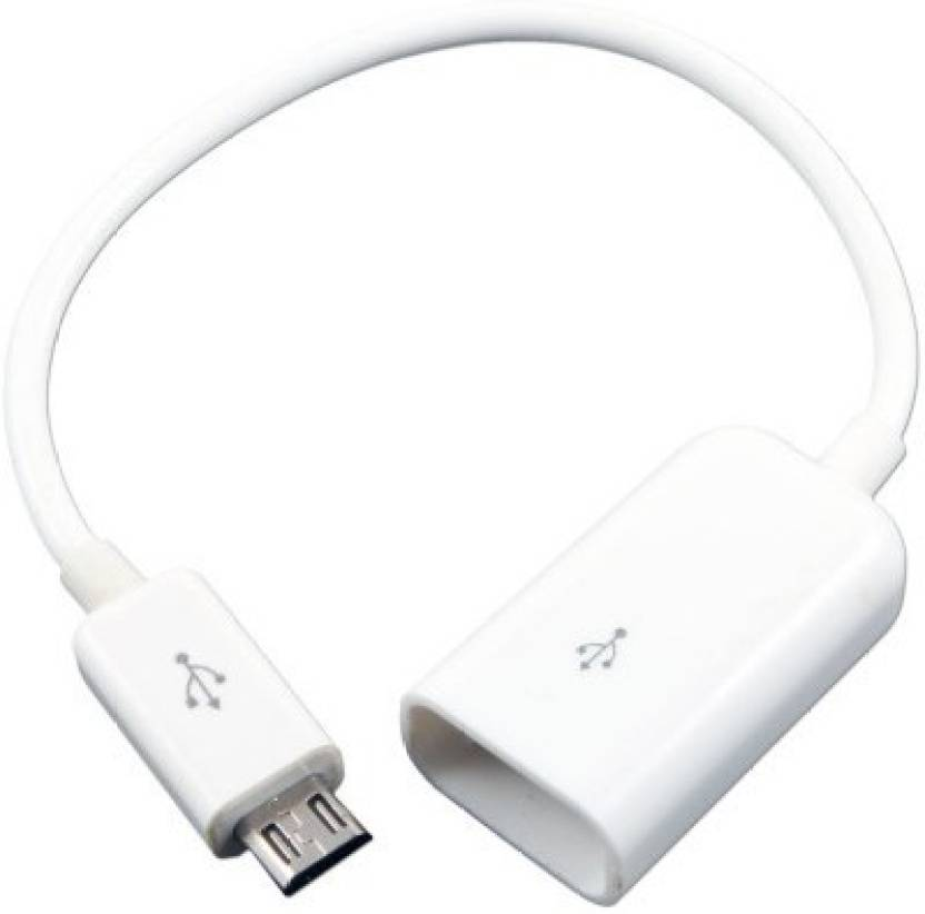 Micro USB OTG cable for Tablets/Mobiles  Pack of 1