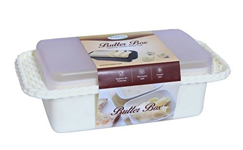 500 ml Plastic Microwave safe Food Storage, butter box, bin, container, tiffin, bread/loaf, bread loaves box with lid
