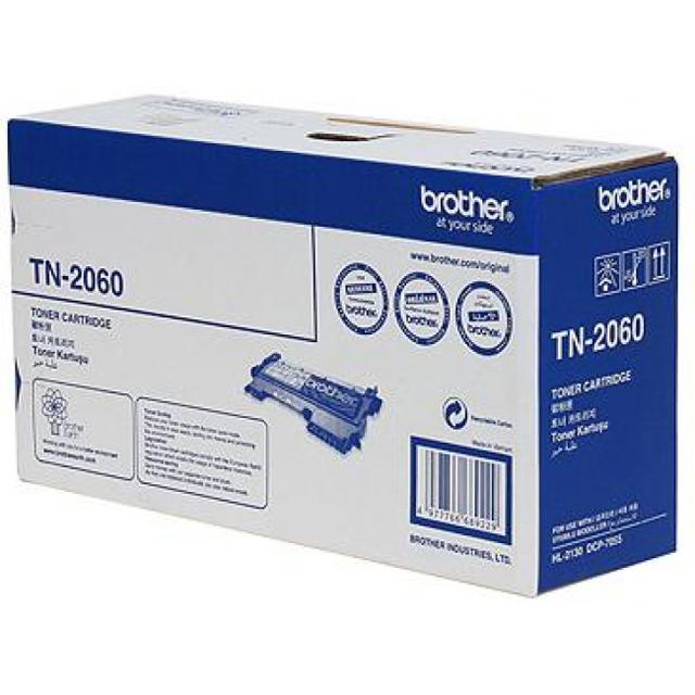 Brother TN   2060 Black Toner Cartridge DCP 7055, HL 2130