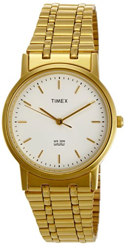 Timex Classics Analog White Dial Mens Watch   A303