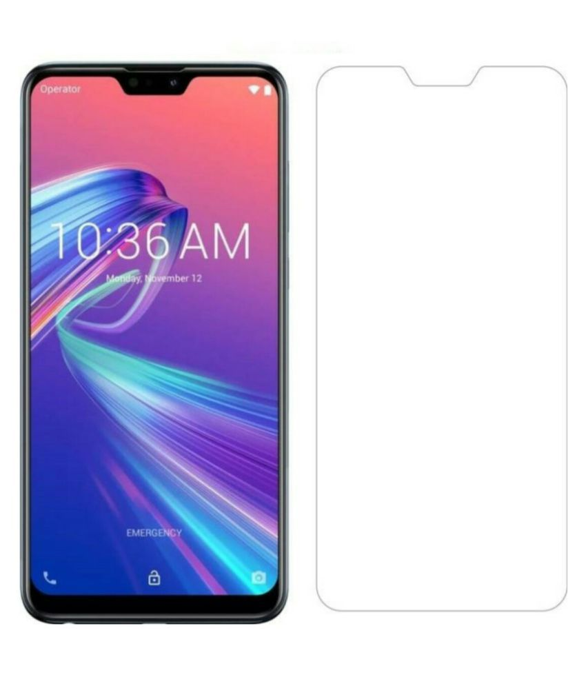 Asus Zenfone Max Pro M2 Tempered Glass