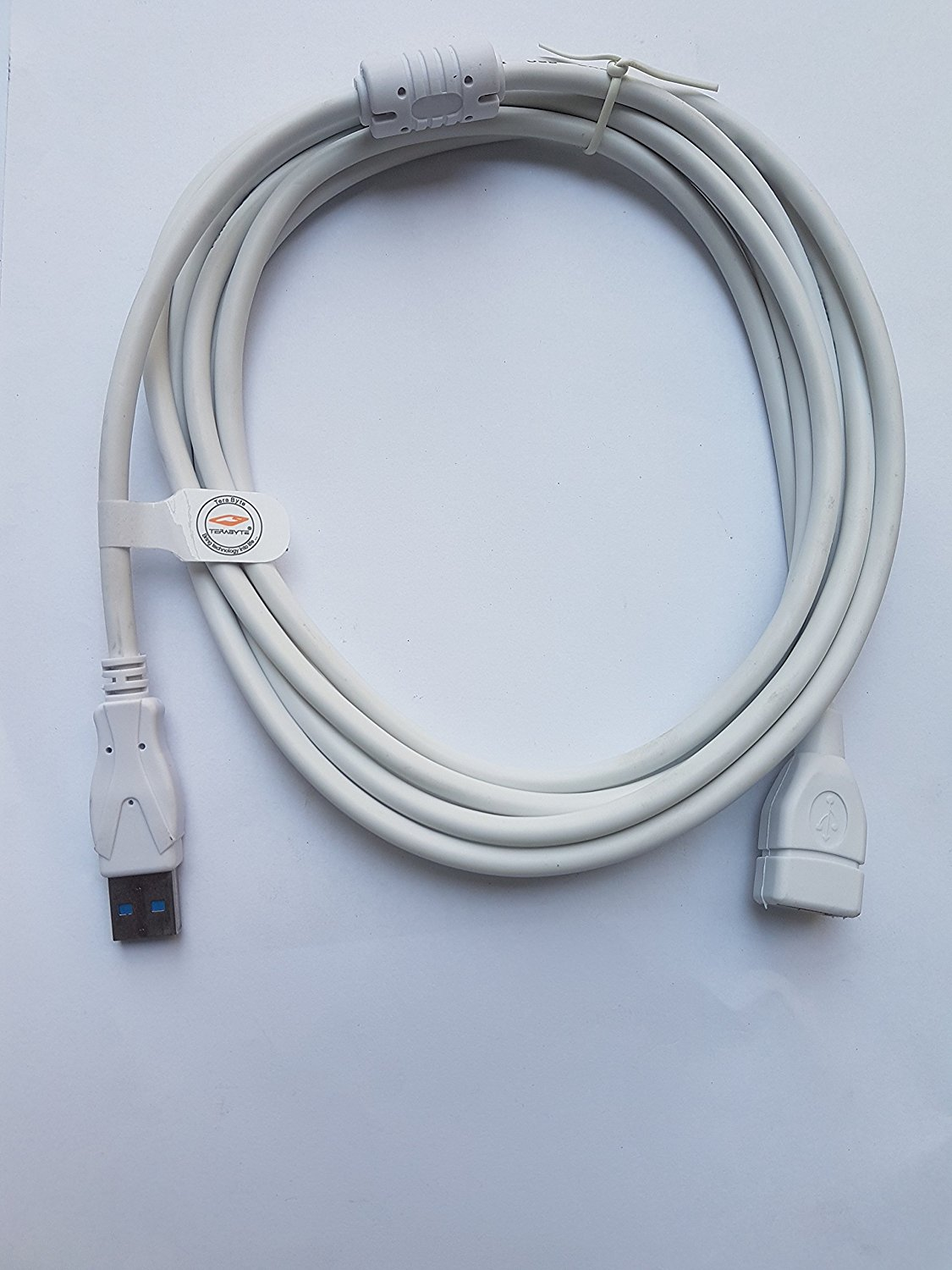 Terabyte USB 3.0 Super Speed Extension Cable 3 Meter FULL COPPER