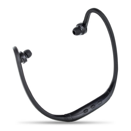 yezbay Rear mounted Bluetooth sports headphones with mic   assorted color