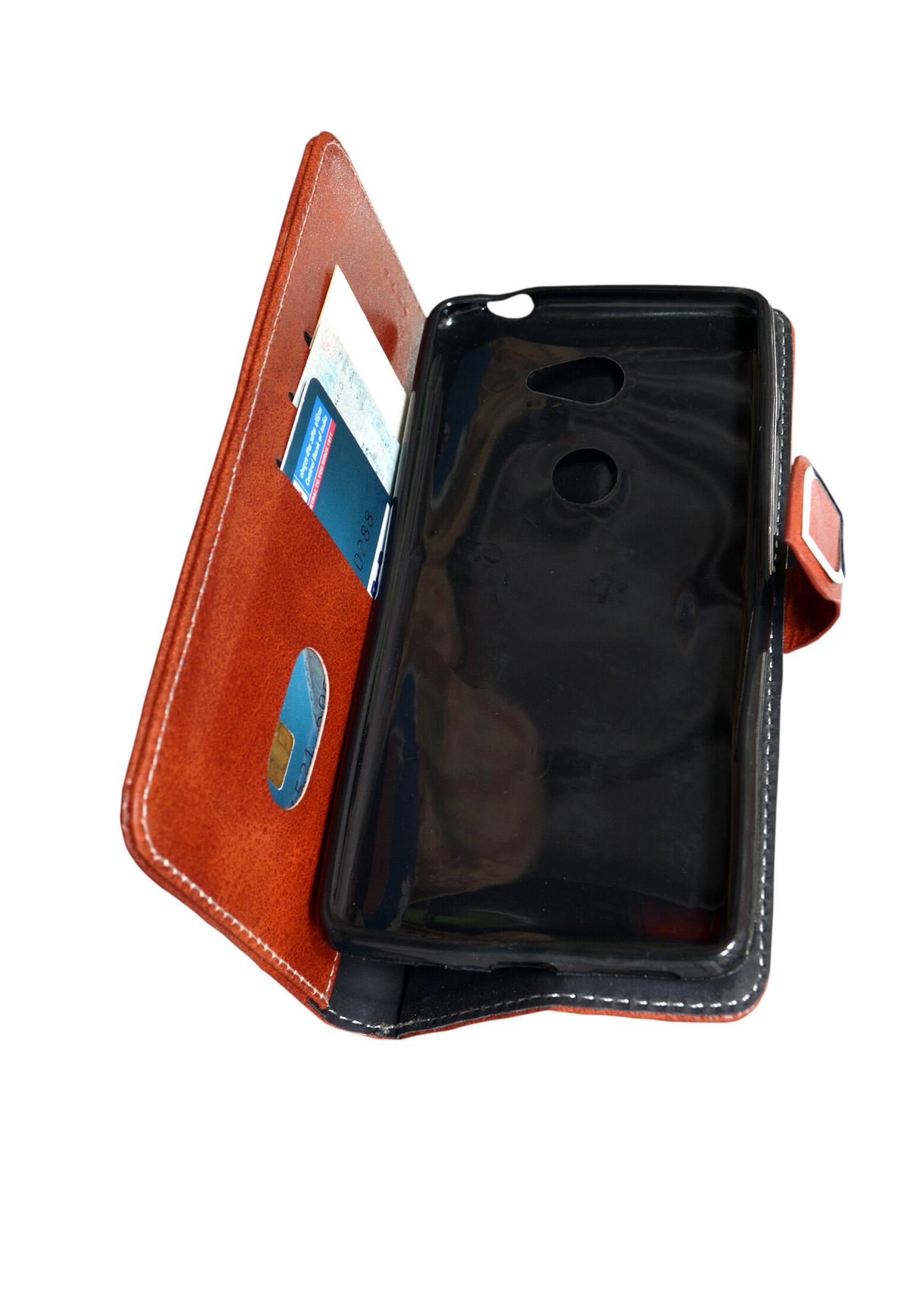 oppo realme 2 pro mobile flip cover
