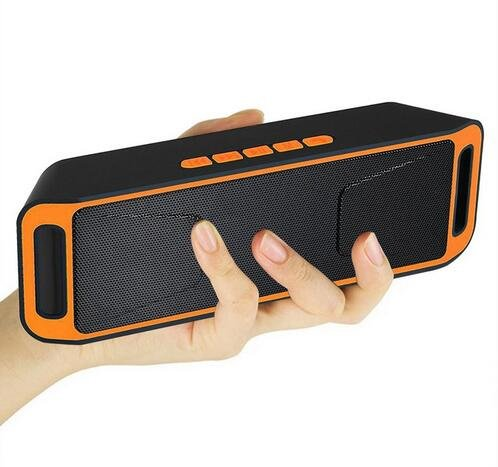 SBA ENTICE SC208 High Quality Wireless Bluetooth MP3 Player Mobile Speakers