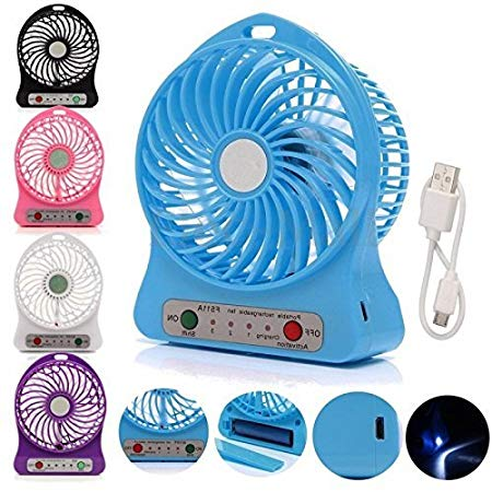 Portable Mini Rechargeable USB Fan For eco