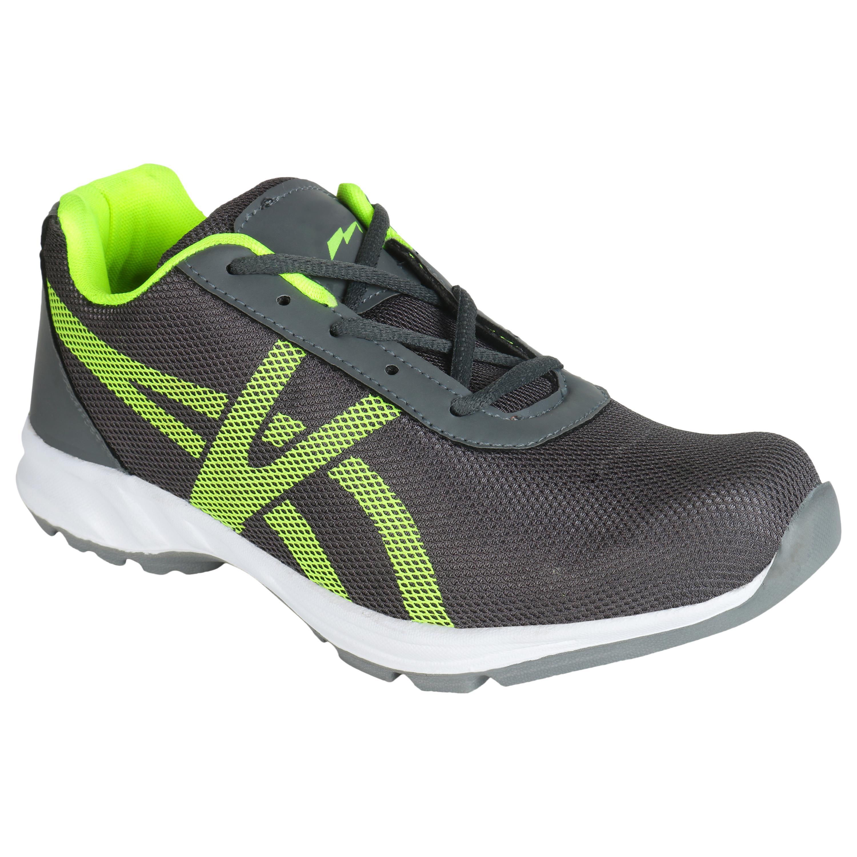 Mansway Men\'s Green Running Shoe