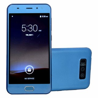 TASHAN TS 455  1  GB RAM, 8  GB ROM, Android 5.1, Blue